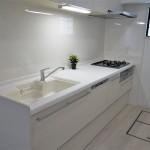 新品の食器洗浄乾燥機付キッチン(キッチン)